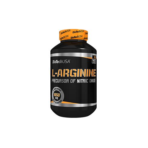 Biotech USA L-Arginine  90 Caps