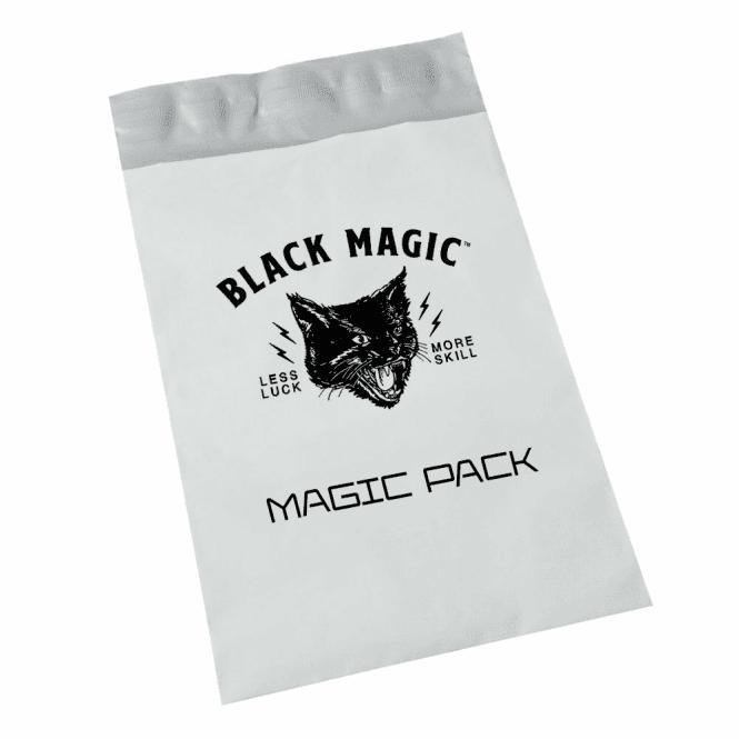 Black Magic Magic Pack Bag A5
