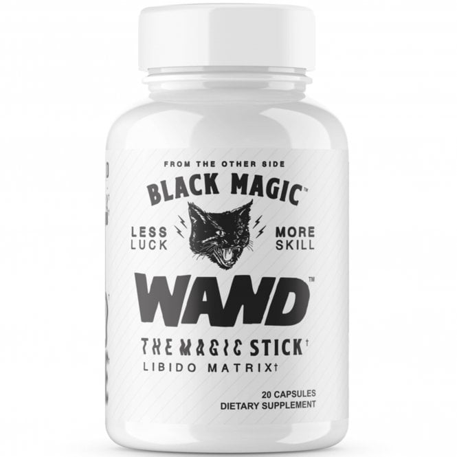 Black Magic Wand 20 Caps
