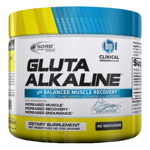 Bpi Sports Gluta Alkaline Power Series 100g