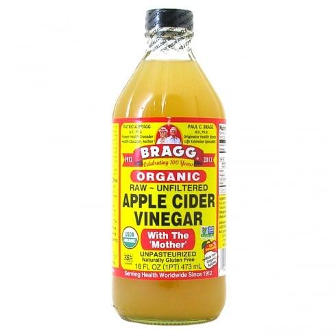 Bragg Organic Apple Cider Vinegar 12 X 946Ml