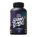 Brain Gains Brain Gains Black Edition Sleep Aid 120 Caps