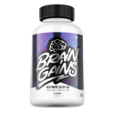 Brain Gains Brain Gains Nootropic Sleep Aid 120 Caps