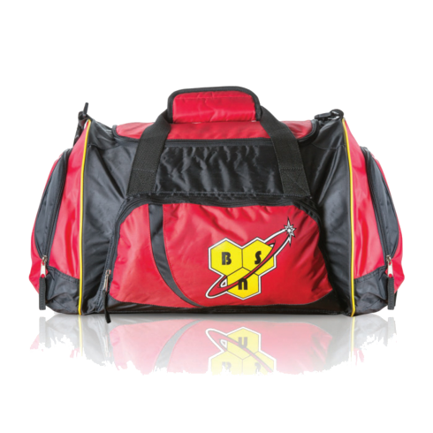 BSN Kit Bag Black/Red