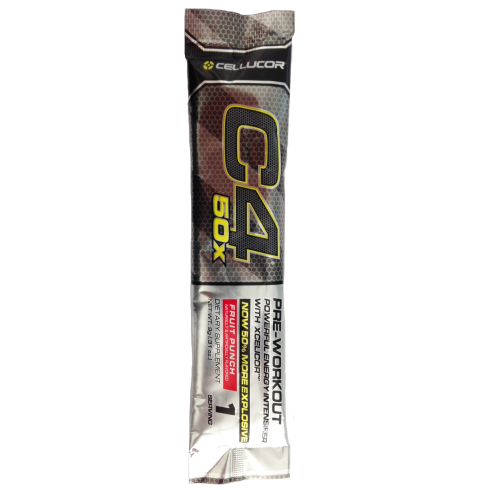 Cellucor C4 50 X Sachet (1Serving)
