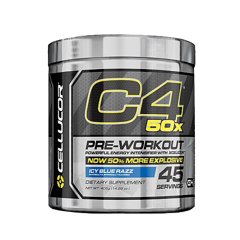 Cellucor C4 50X 45 Servings 405g