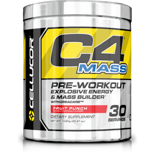 Cellucor C4 Mass 30 Servings 1020g