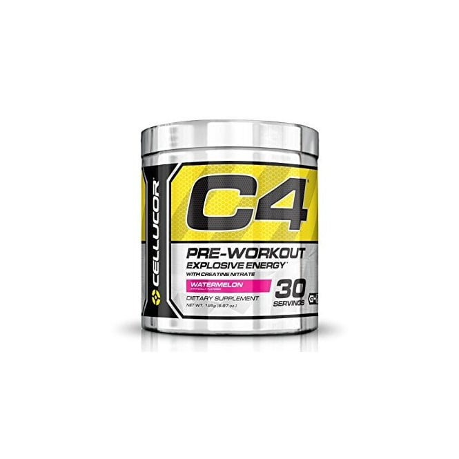 Cellucor C4 Pre Workout 4Th Generation 180G 30 Servings (SHORT DATED)