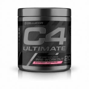 C4 Ultimate 440g - 20 serve