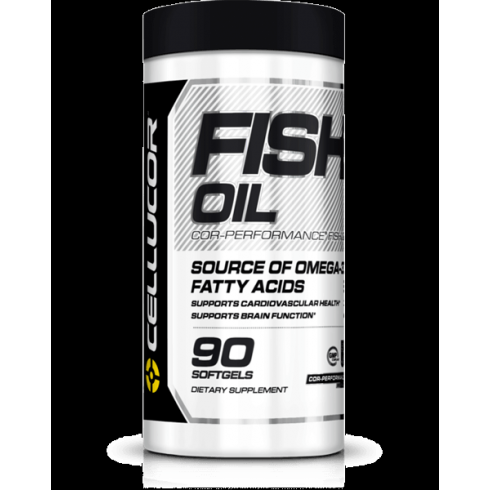 Cellucor Fish Oil 90 Soft Gels