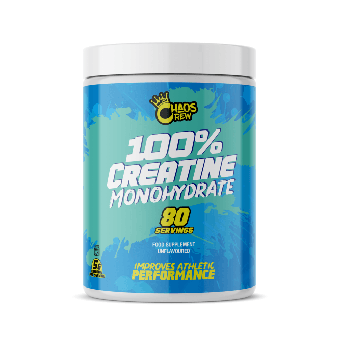 Chaos Crew Chaos Creatine Monohydrate 400g