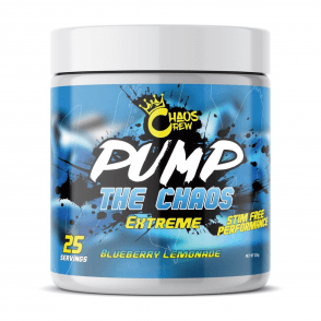 Pump the Chaos Extreme 25 Servings