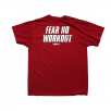 Clearance Usp Labs Jack3D Fear No Workout T-Shirt Red