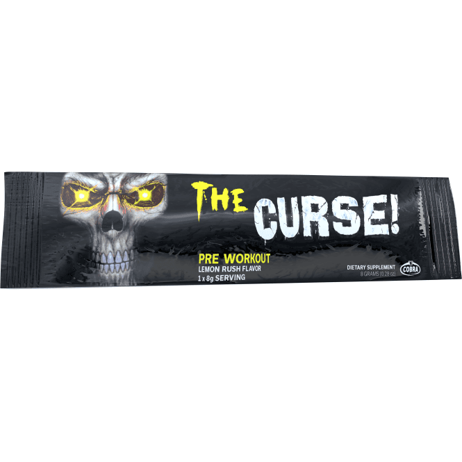 Cobra Labs The Curse Sachet Sticks 5 X 8G (SHORT DATED)