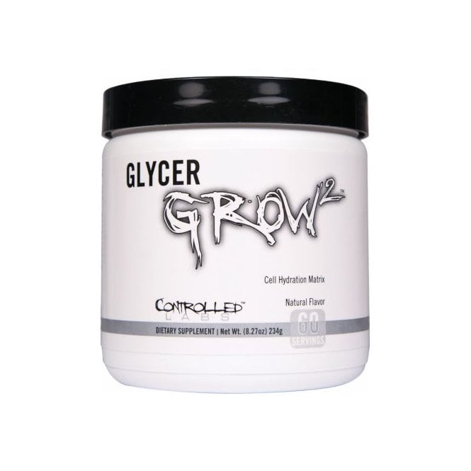 Controlled Labs GlycerGrow2 235g