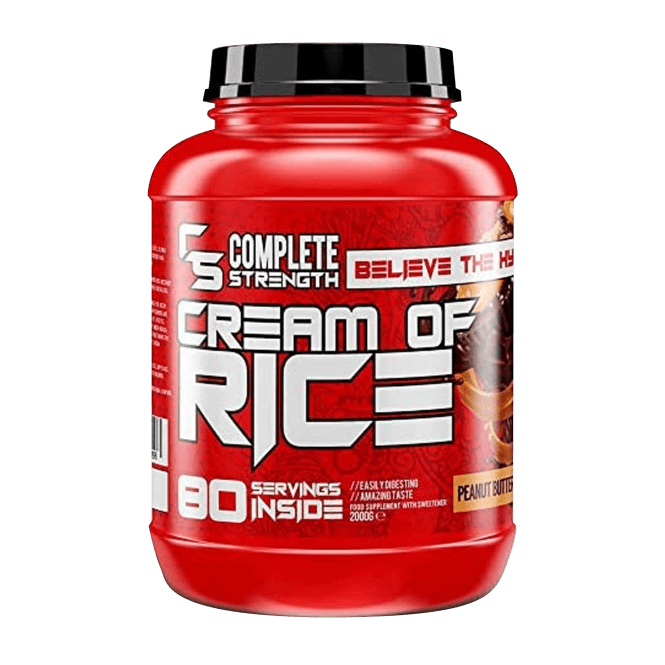 Complete Strength Cream Of Rice 80 Servings (2kg)