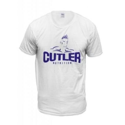 Cutler Nutrition T-shirt Cutler Nutrition White