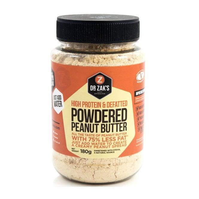 Dr Zak Protein Powdered Peanut Butter 180g