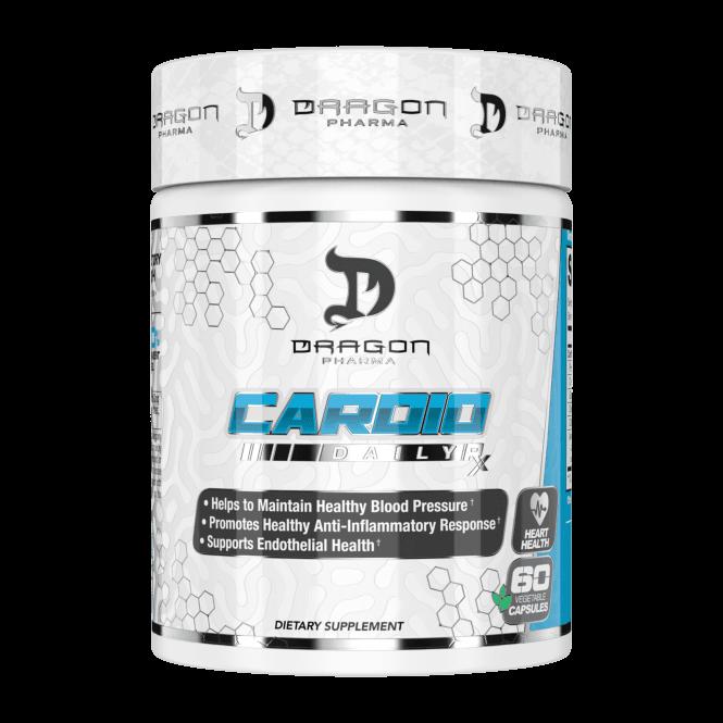 Dragon Pharma Cardio RX 30 Servings