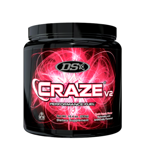 DS Craze V2 40 Servings 300g