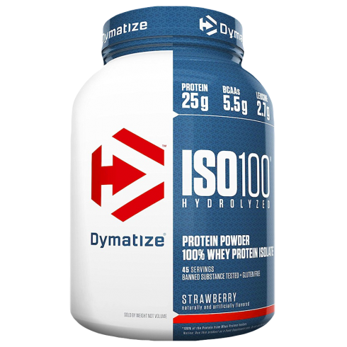 Dymatize ISO 100 900g (SHORT DATED)