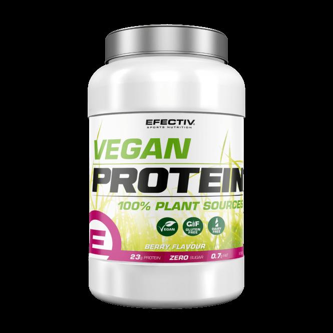 Efectiv Nutrition Efectiv Vegan Protein 908g
