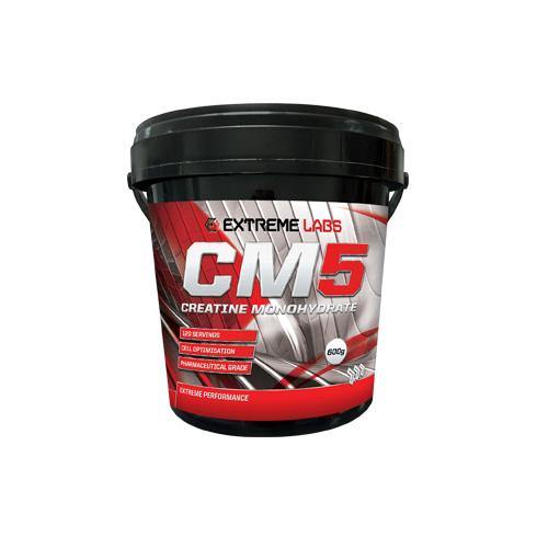 Extreme Labs Cm5 Creatine Monohydrate 600g