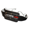 Extreme Labs Dipping Belt With Chain Black