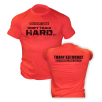 Extreme Labs Don'T Train Hard T-Shirt Red