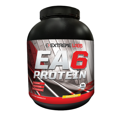 Extreme Labs Ea6 Protein 2.25Kg