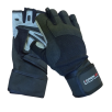 Extreme Labs Gel Wrist Support Glove Black