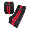 Extreme Labs Knee Wraps Red/Black