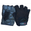 Mesh Back Gloves Black