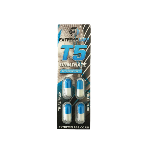 Extreme Labs T5 Dominate Sample pack (SHORT DATED)