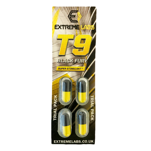 Extreme Labs T9 Black Fury Sample pack