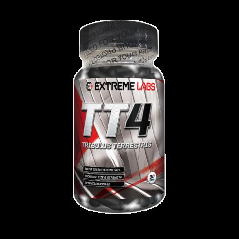 Extreme Labs Tt4 Tribulus Terrestris 90caps