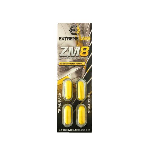 Extreme Labs ZM8 Zinc Magnesium Aspartate Single Sachet