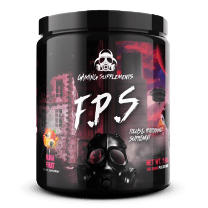 Outbreak Nutrition F.P.S. 324g - 30 Serv (SHORT DATED)