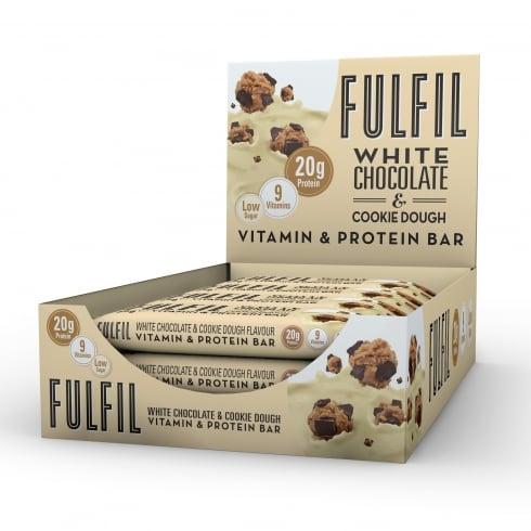 Fulfil Vitamin & Protein Bar 15 x 60g (SHORT DATED)