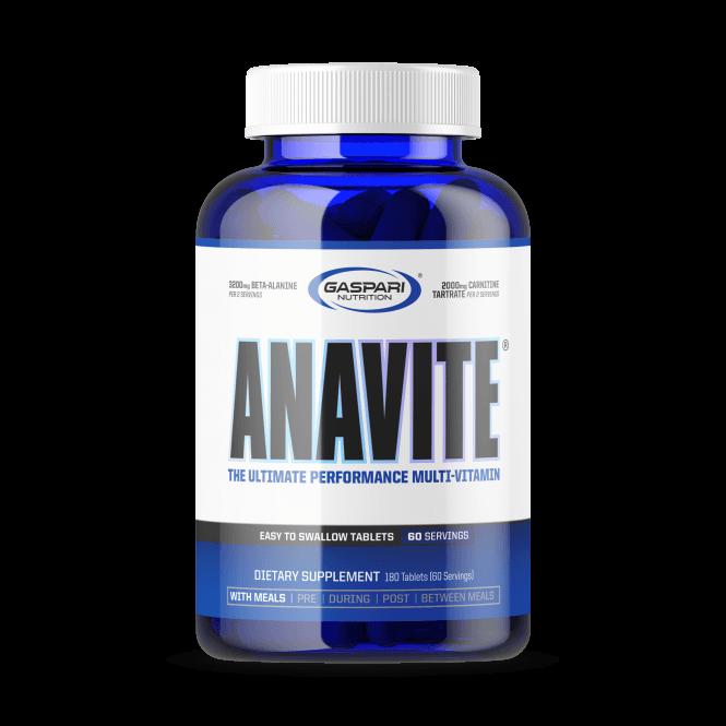 Gaspari Anavite Sports Multi Vitamin 180 Tabs