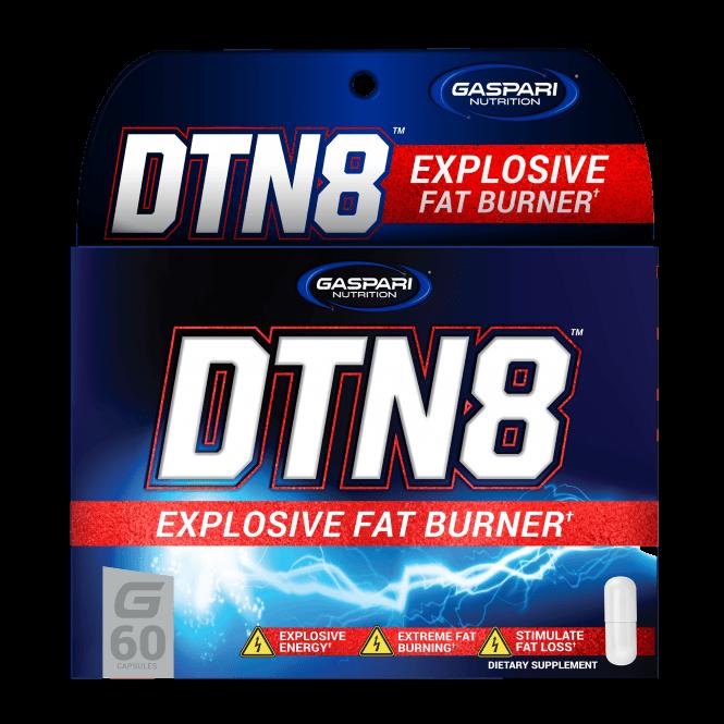 Gaspari DTN8 Fat Burner 60 Caps