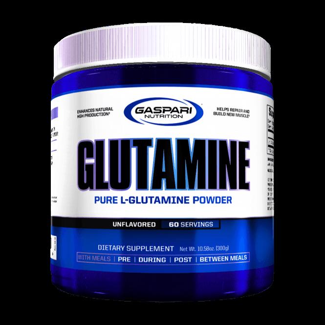 Gaspari Glutamine Powder 60 Servings