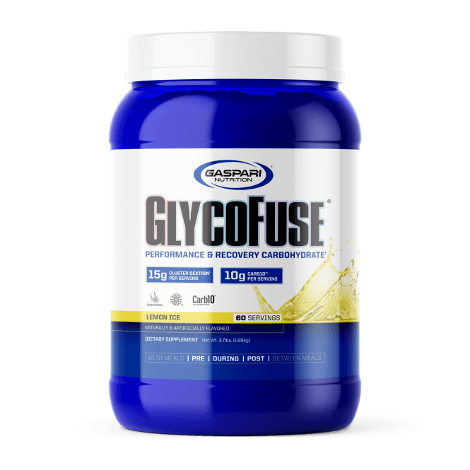 Gaspari Glycofuse w/ Carb 60 Servings