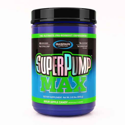 Gaspari Superpump Max 640g