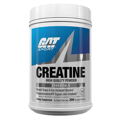 Gat Creatine Monohydrate 1000g