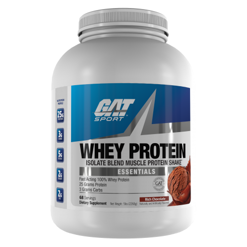 Gat Essentials Whey Protein 2.2kg