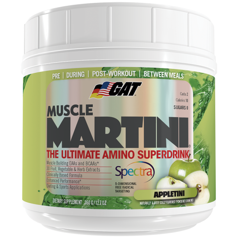 Gat Muscle Martini 360g
