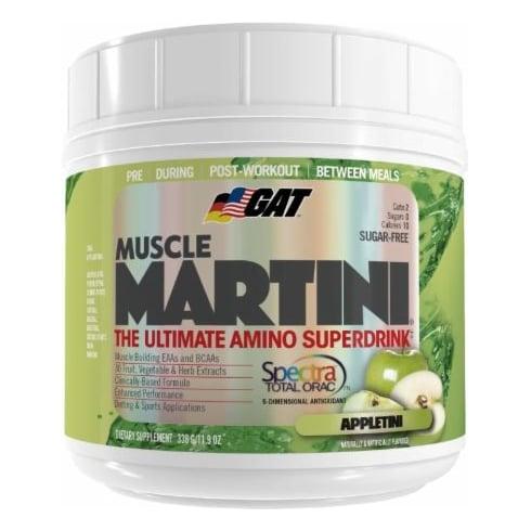 Gat Muscle Martini 360g Watermelon