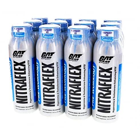 Gat Nitraflex RTD 12 X 295 ml Bottles per pack