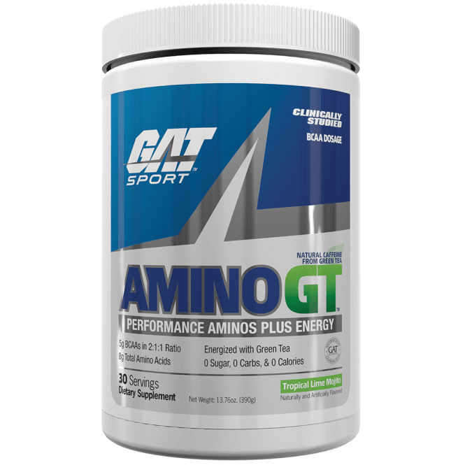 GAT Sport Amino Gt 390G (SHORT DATED)